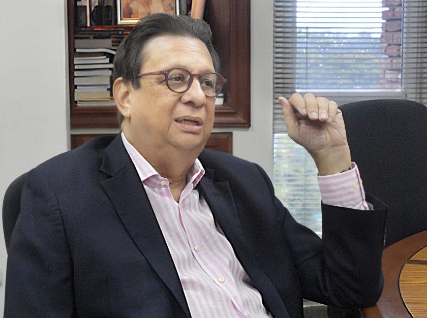 Arq. Miguel Fiallo Calderón, rector UNPHU 1