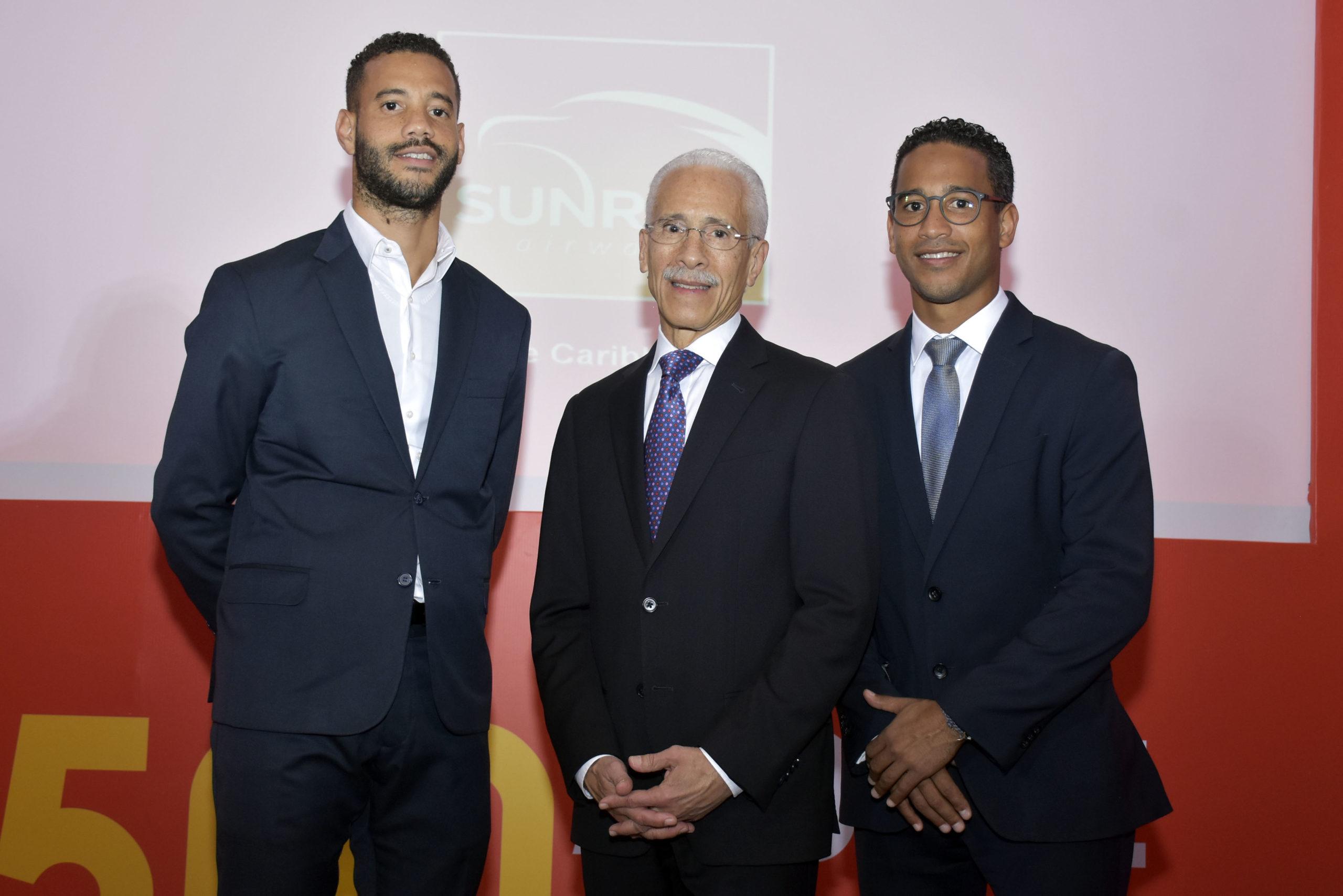 Sebastien Bayard, Phillippe Bayard y Jonathan Bayar