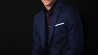 Carlitos Baéz un joven actor lleno de pasión